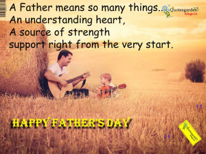 day Quotations - Father's day messages - Father's day greetings -Best ...