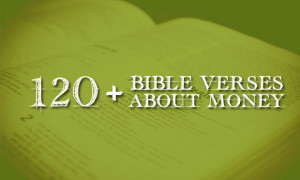 Bible Verses About Money: What Does The Bible Have To Say About Our ...