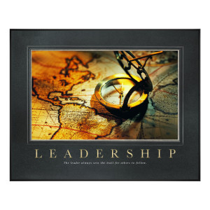 Framed Quotes On Leadership Quotesgram