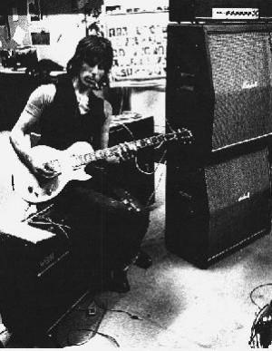 Jeff Beck Les Paul