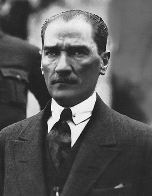 Quote by Mustafa Kemal Ataturk