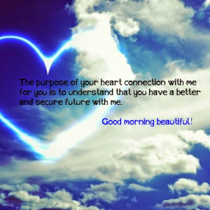 Romantic good morningtexts for her!