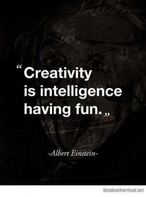 Creativity According Einstein