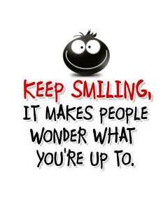 Keep smiling Scrap Photo