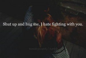 Quotes About Fighting Couples In Love