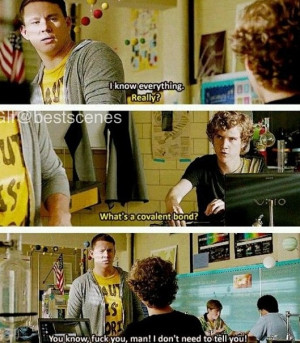 quotes science funny movie quotes superbad 21 jump street hqdefault ...