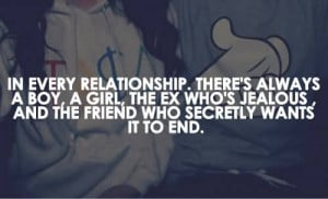 com ex best friend quotes and sayings good jealous peoplehtml