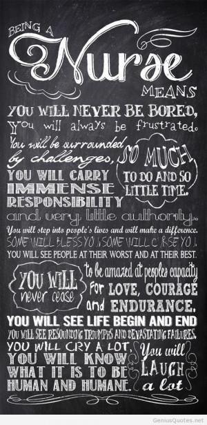 Best Nurse rules quote