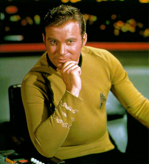 "Maceo: Captian Kirk had a great quote too, ""Beam me up Scotty."""