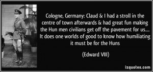More Edward VIII Quotes