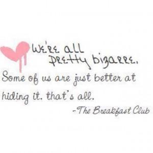 The Breakfast Club.