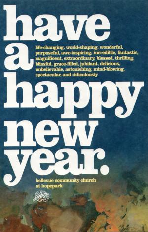 New Year Wish 4