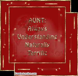 Aunt quotes - Google Search