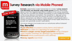 Mobile Surveys Market Research