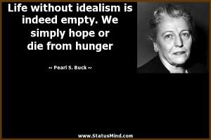 Idealism Quotes