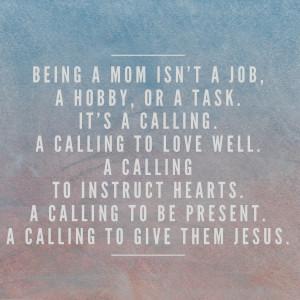 motherhood-calling-quote