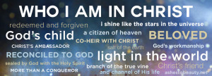 Your Amazing Identity in Christ