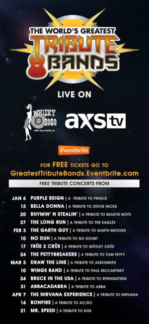 Presented by AXS TV