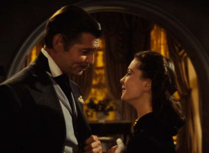 Gone With The Wind - Marrying just for fun - snapshot picture quote