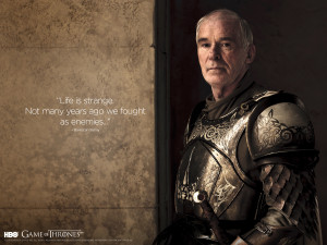 Wallpaper: Game of Thrones Quotes