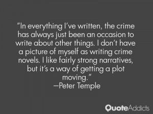 Peter Temple