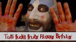 Hurray for Captain Spaulding – Happy Birthday Sid Haig