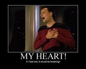 ... Enterpri, My Heart, Stars Trek Q, I'M, Q Stars Trek, Geeky Stuff