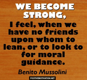 BECOME STRONG QUOTES. Being Strong Quotes
