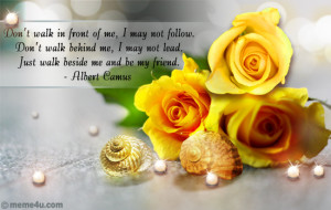 Friendship Quotes and Poems