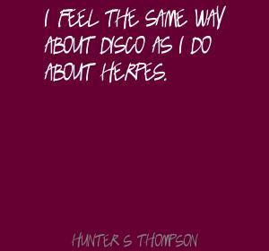 Disco Quotes