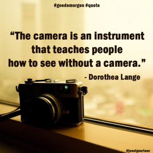 Camera Quotes #quote. the camera is an