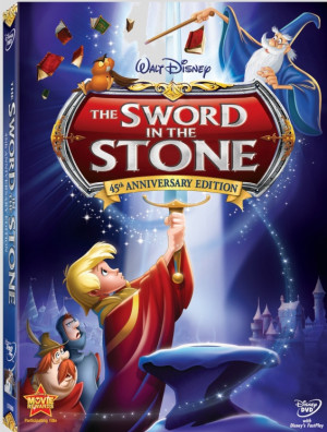 The Sword in the Stone (US - DVD R1)