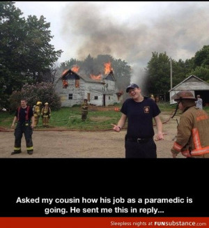 Funny Paramedic Quotes...