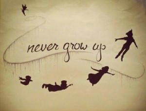 Peter Pan Neverland Quotes Disney Movies