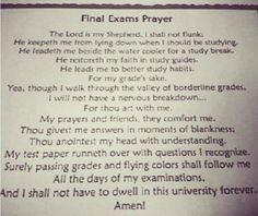 Go Back > Pics For > Nursing Student Prayer Before Exam