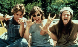 The cast of 'Dazed and Confused', we salute you!