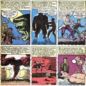 Marvel Comics Silver Age DisContinuity 007