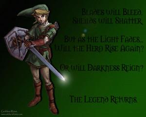 The Legend of Zelda Twilight Princess Link