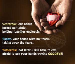 Heart Broken Quotes and Sad Heartbroken Sayings