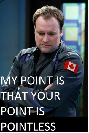 Stargate Atlantis McKay Meme
