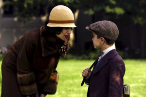 Still of Angelina Jolie and Gattlin Griffith in Changeling (2008)