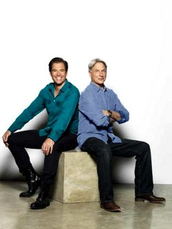 Mark Harmon & Michael Weatherly