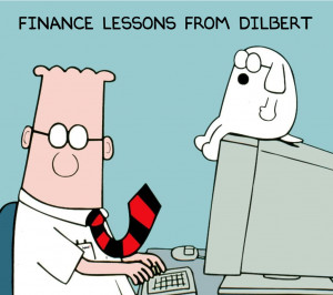 Home / Blog Posts / Finance Lessons from Dilbert Comics