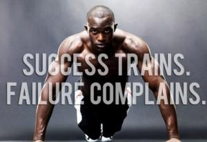Fitness Motivation Men The Rock Gym motivation poster jpg