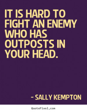 ... quote from sally kempton create custom inspirational quote graphic