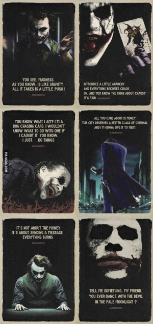 Best Joker Quotes on imgfave