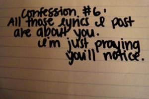 confession, emotion, handwriting, hate, love, lyrics, notice, paper ...