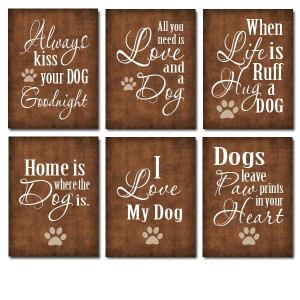 Sweet Quotes About Dogs