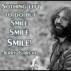 Jerry Garcia :-) More