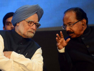 Oil Minister M. Veerappa Moily has written to Prime Minister Manmohan ...